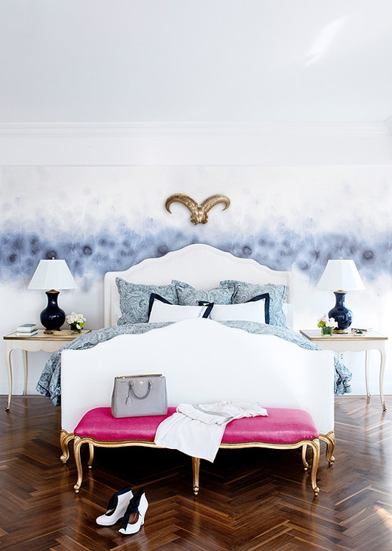 How to make your bedroom a peaceful place furniture for To place furniture in